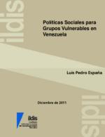 Políticas sociales para grupos vulnerables en Venezuela