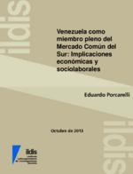 Venezuela como miembro pleno del Mercado Común del Sur