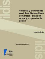 Violencia y criminalidad en el área metropolitana de Caracas